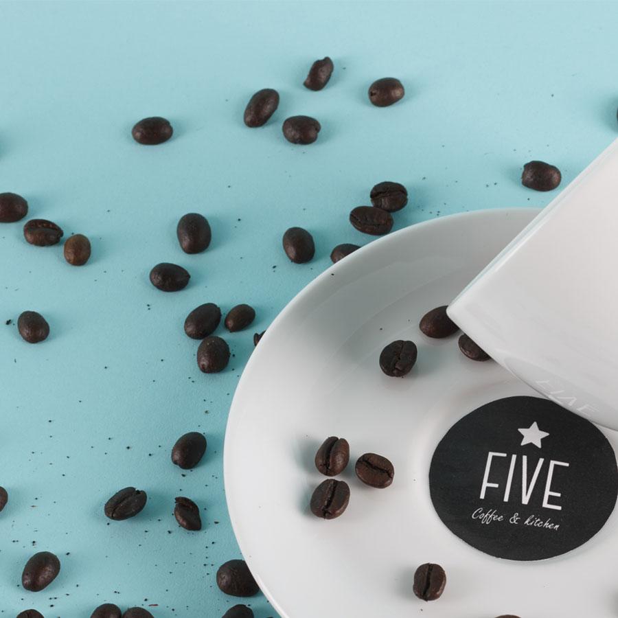 Five, Fotografía de producto