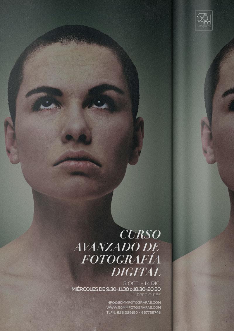 Curso de fotografía avanzado reflex digital en Vitoria.
