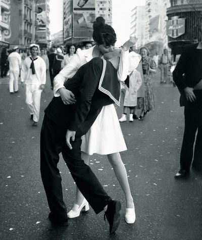 fotografías callejeras del s.XX