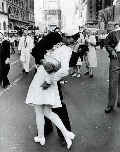 fotografías beso