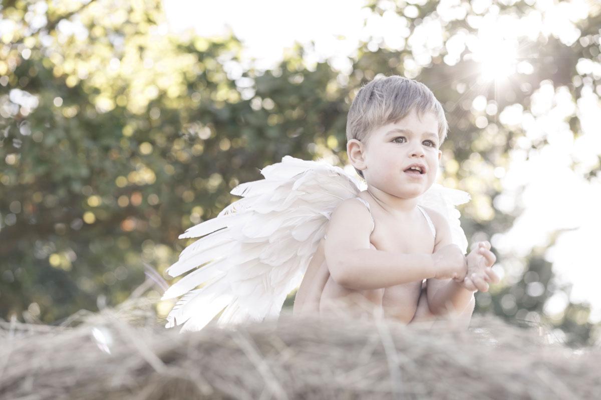 Mini Sesión de Fotos Danel -Ha caído un ángel-