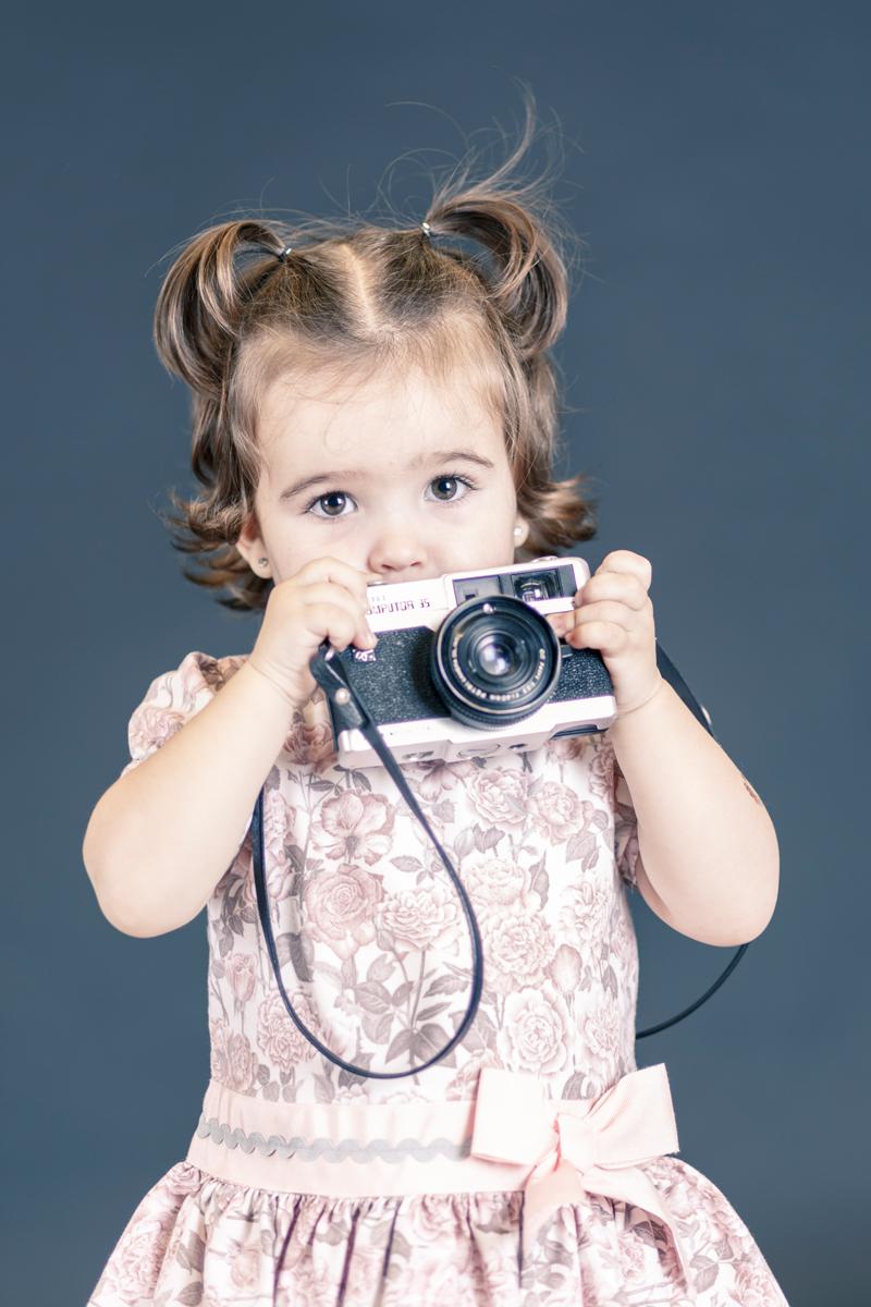 colonias infantiles fotografía vitoria