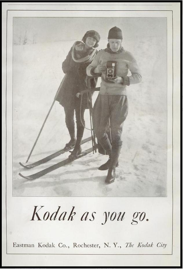 Easfman fue el fundador de Kodak