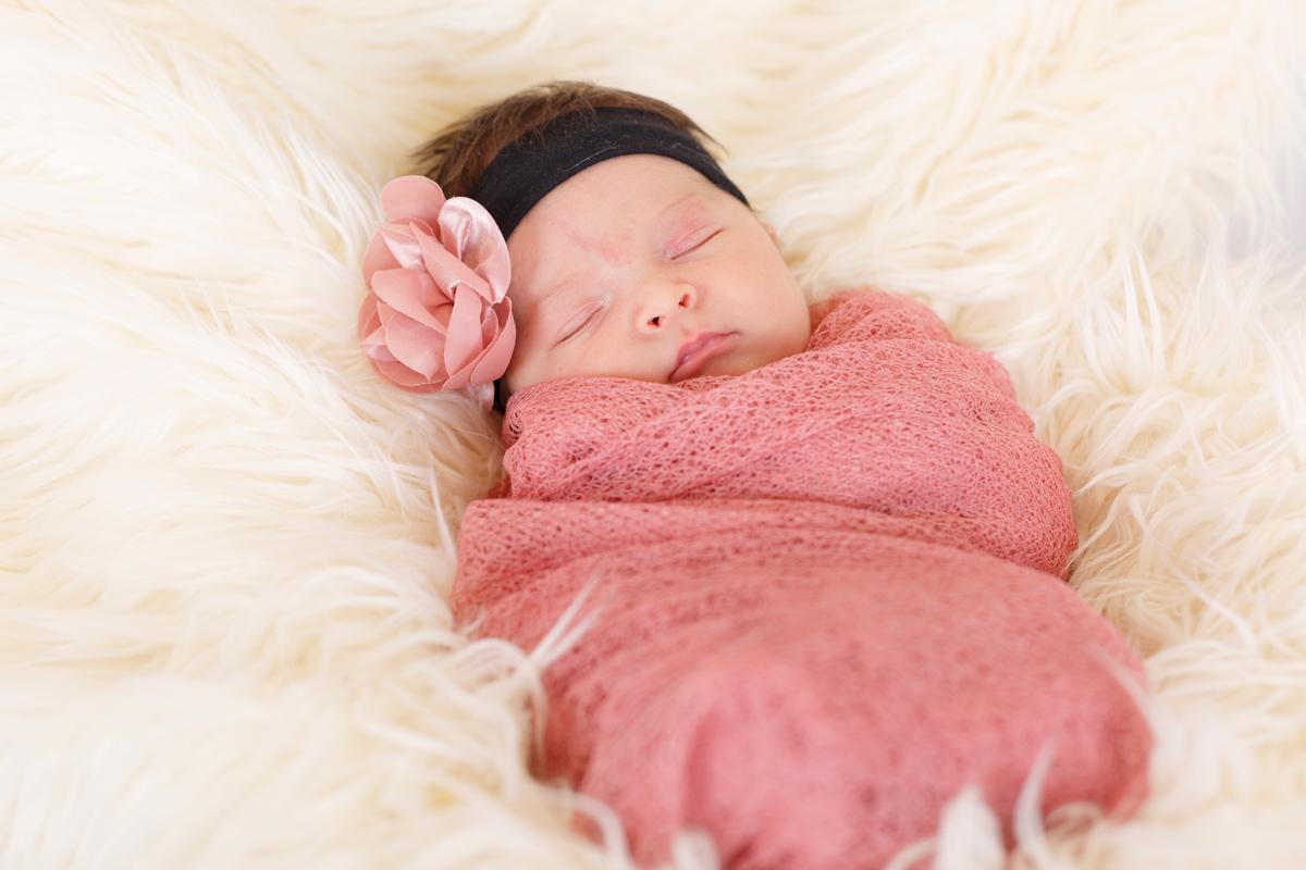Reportaje newborn Sara