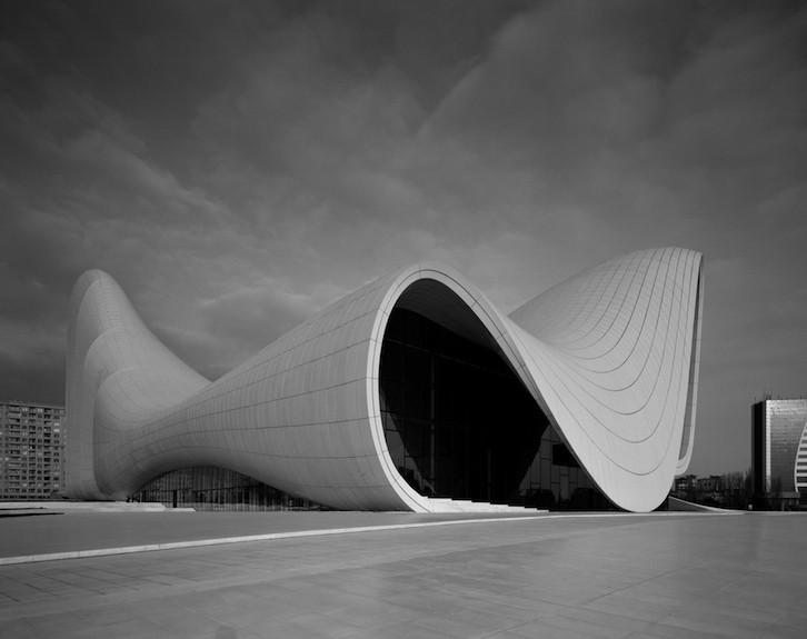 Fotografía de arquitectura por Helen Binet