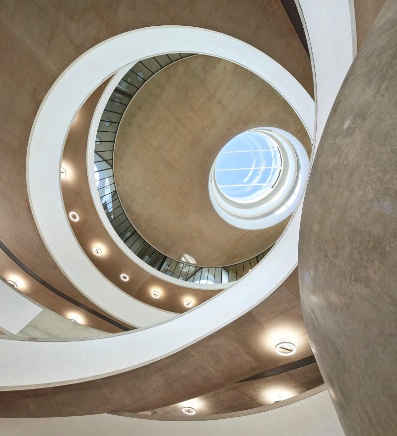fotografía de arquitectura Hufton y Crow