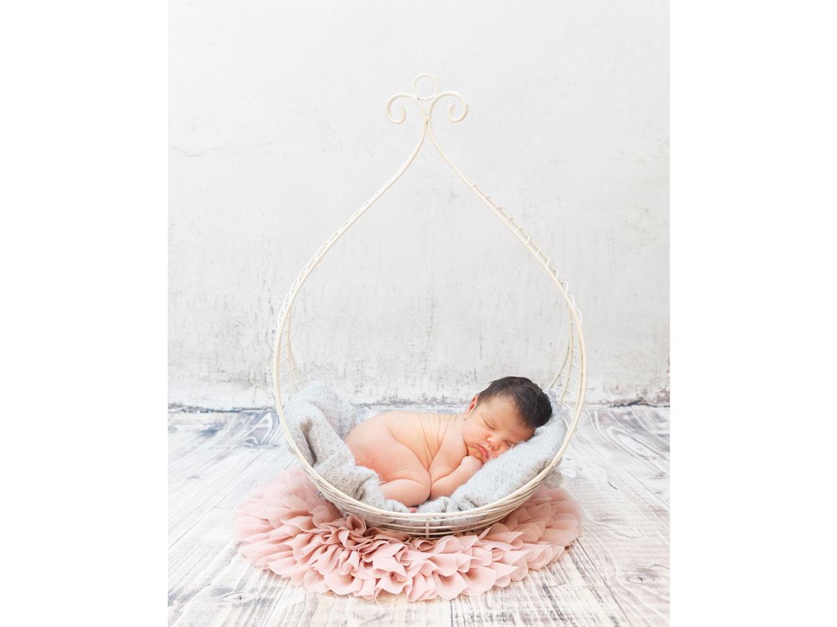 Reportaje newborn: Haizea