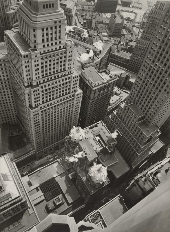 fotografa-berenice-abbott-distrito-financiero-newyork