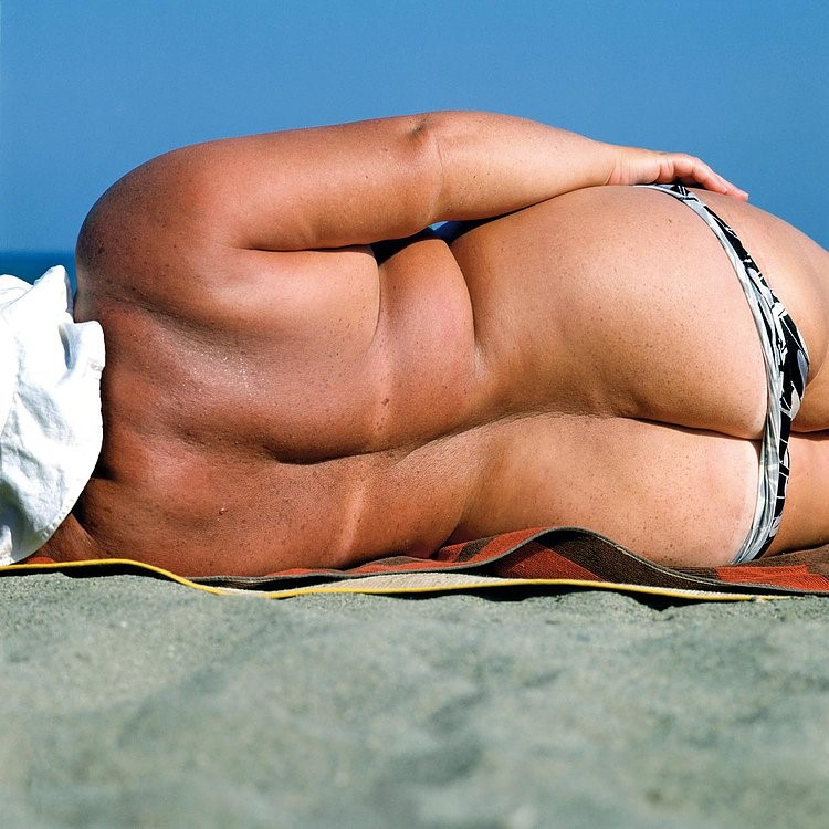 fotografía de Pérez Siquier, serie Playas