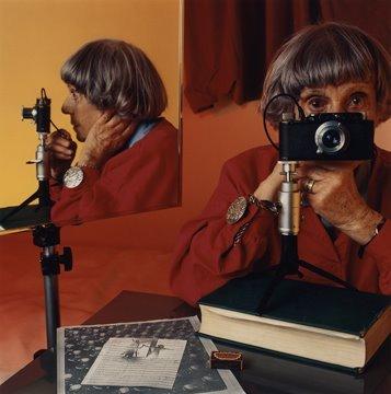 fotógrafas olvidadas: ilse bing