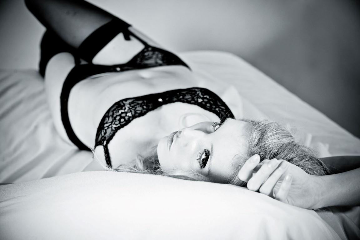 fotografía íntima y boudoir