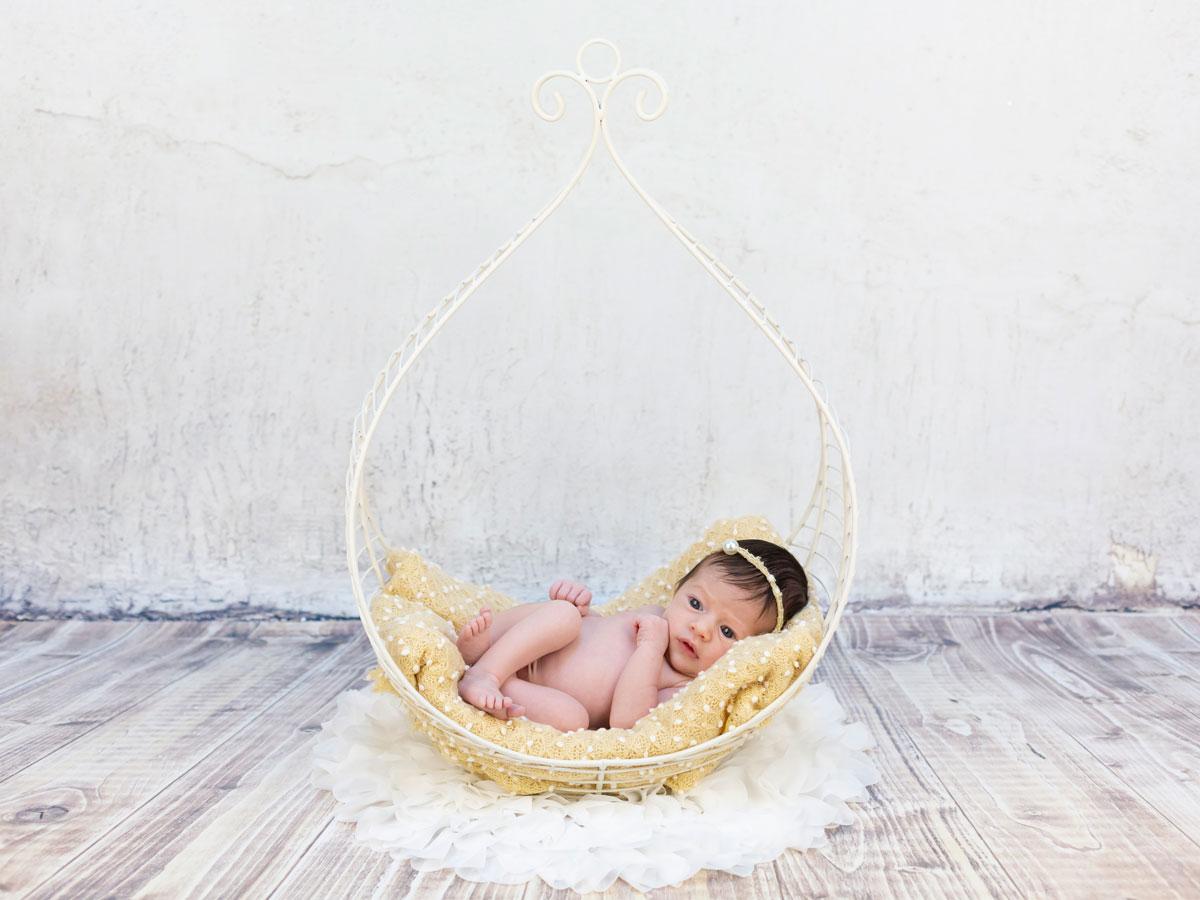 sesión de fotos newborn vitoria