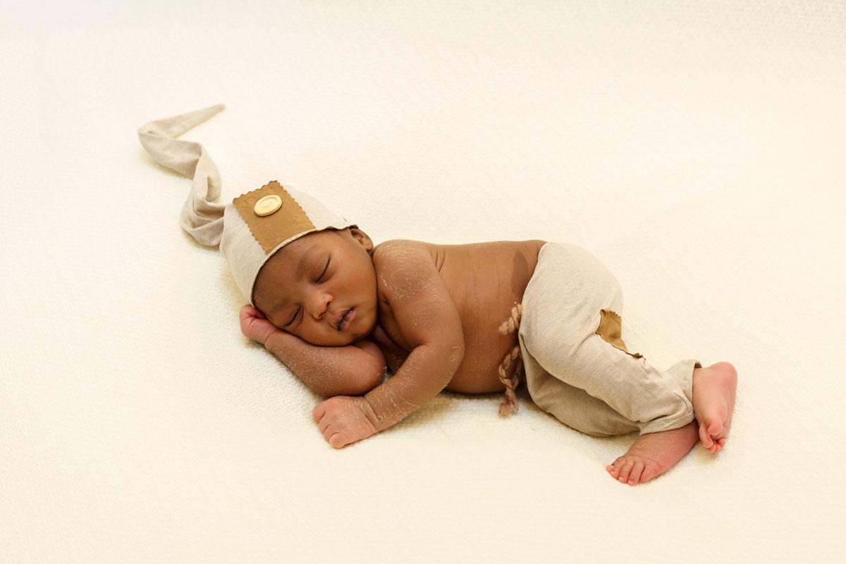 fotografía newborn Vitoria-Gasteiz