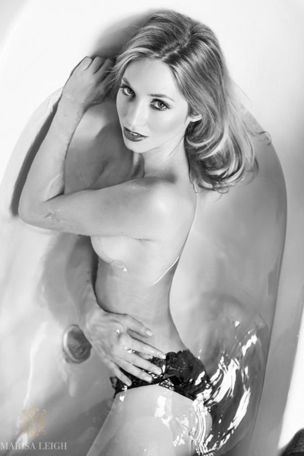 fotografía boudoir