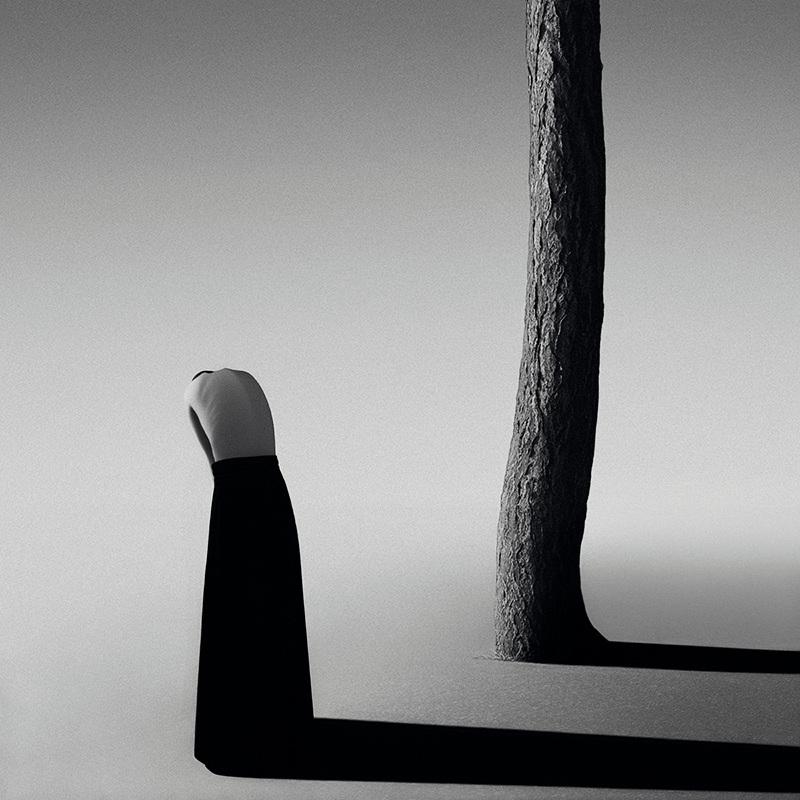 Noell Oszvald, fotografía minimalista