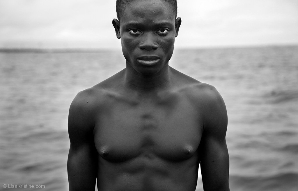 retrato fotográfico sobre la esclavitud en el siglo XXI, por Lisa Kristine