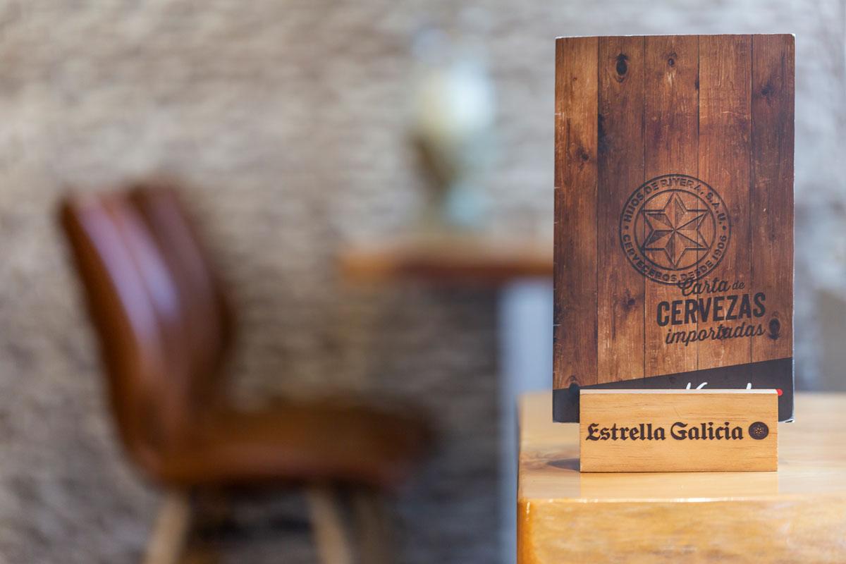 Fotografía de producto y publicidad Estrella Galicia