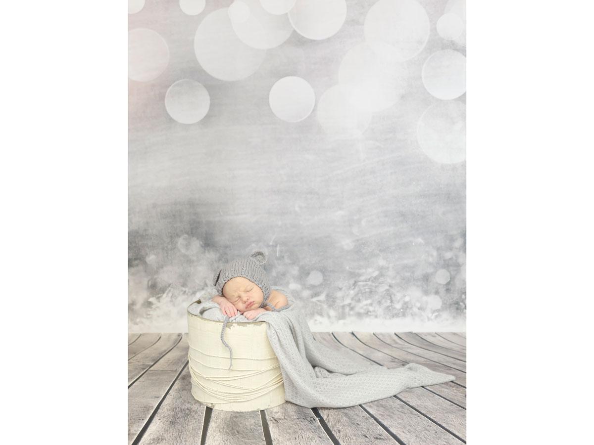 sesión de fotos newborn en vitoria
