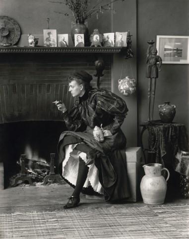 Frances Benjamin Johnston, fotógrafa de la historia