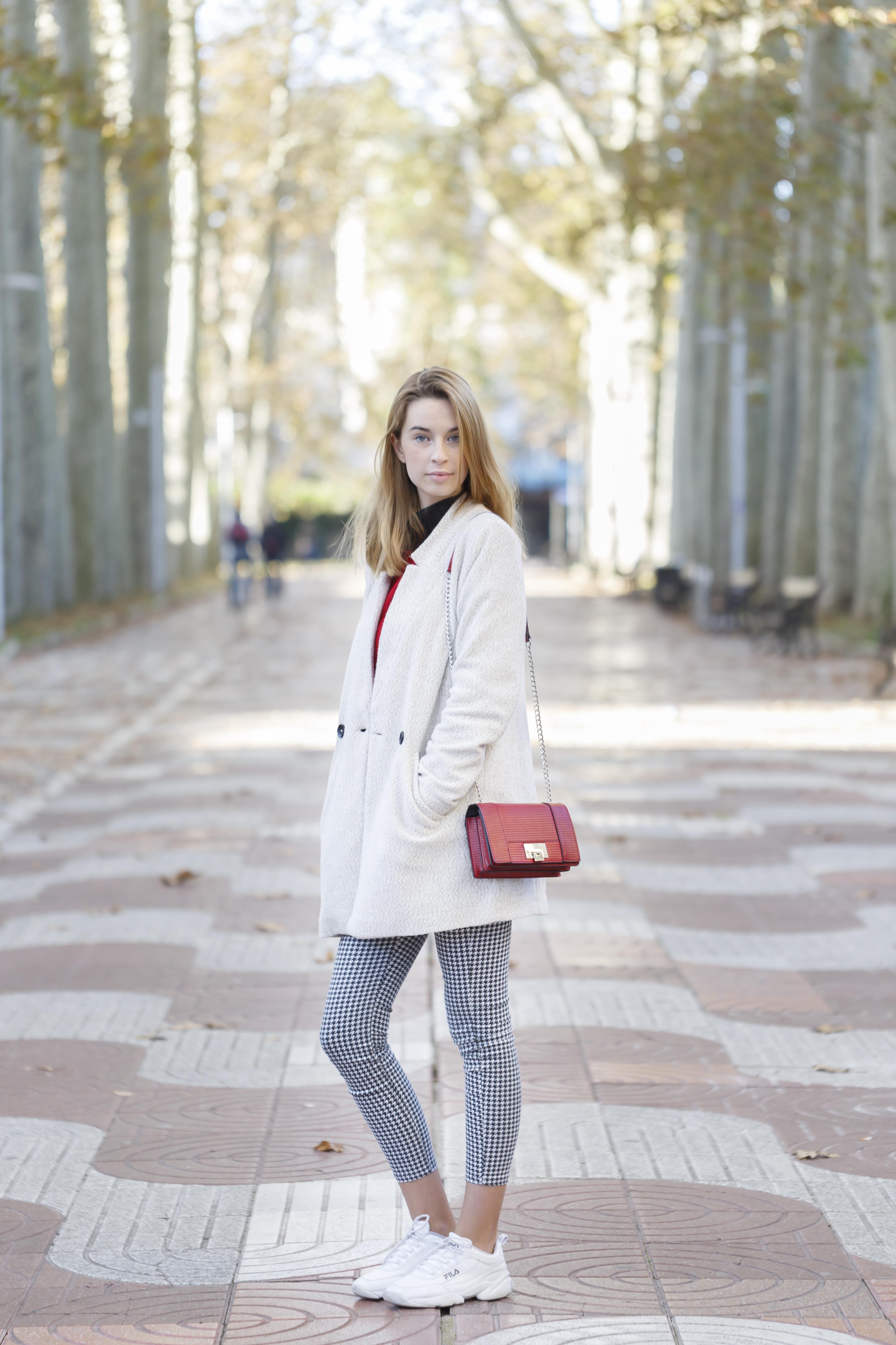 Reportaje de moda urbana en Vitoria-Gasteiz