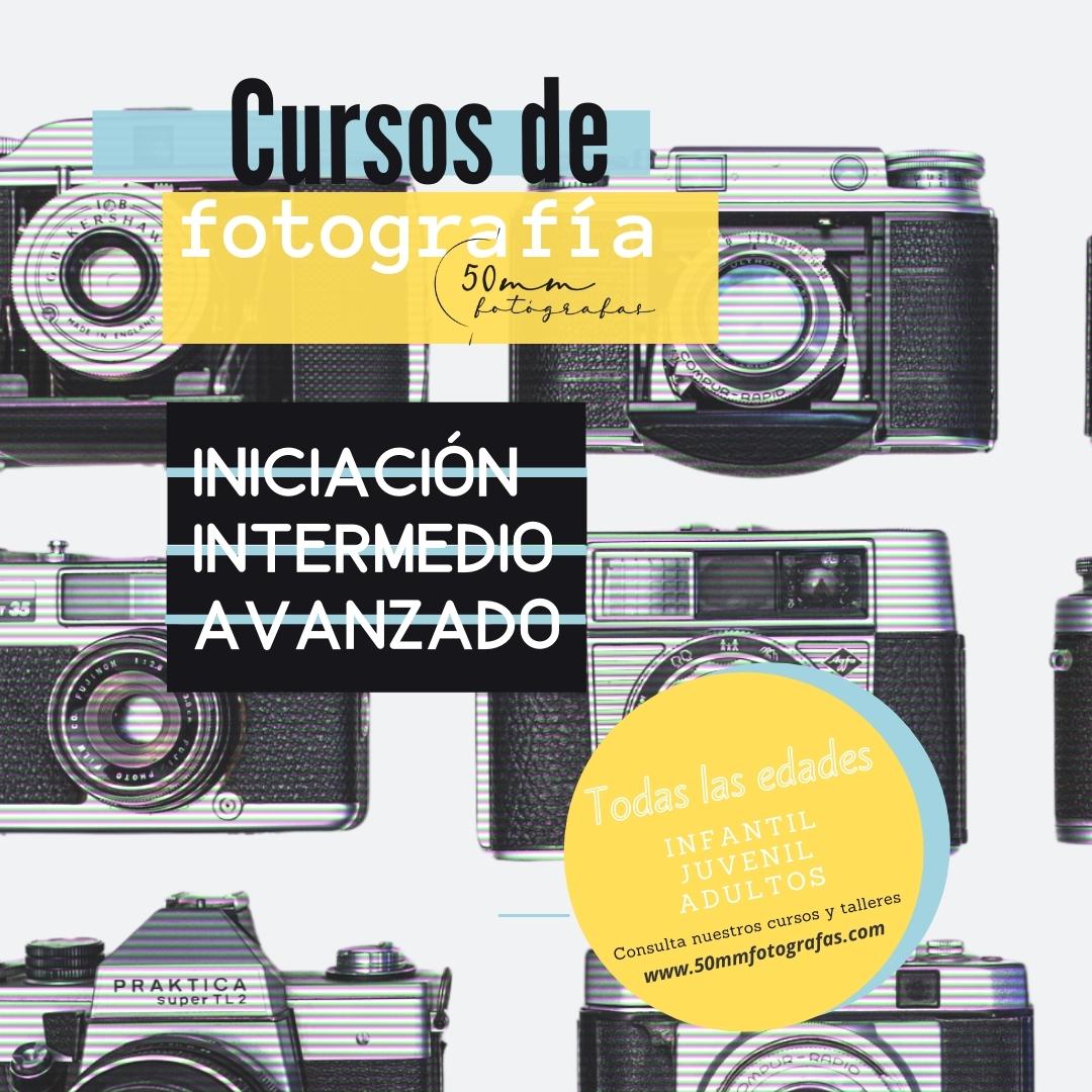 cursos de fotografia en vitoria gasteiz, 50mm fotografas